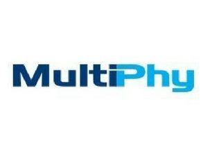 תא צילום שקוף בהפקת פורים של חברת multiphy