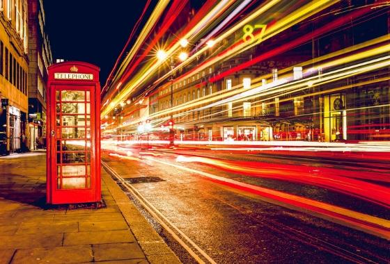 לונדון - בחדר בריחה נייד מסביב לעולם