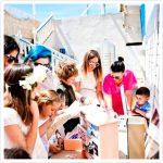 רעיון מקורי לחגיגות בת מצווה - חדר בריחה נייד מסביב לעולם