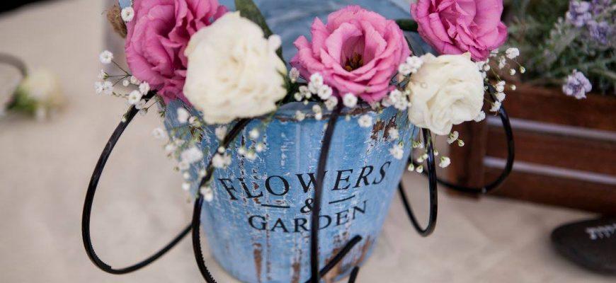 אהבה בפרחים